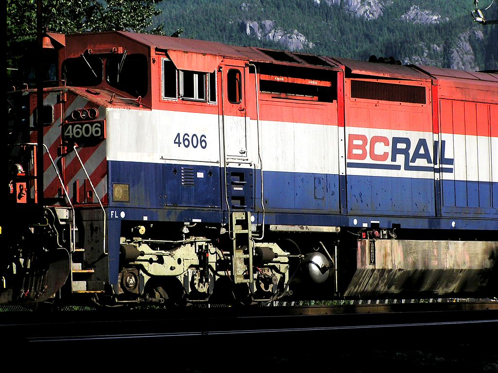 Canadian Pacific Railway CPR Trains and Wagons. These Locomotives pull freight, lumber and passenger coaches across Canada. They are just like the ones you can drive with Microsoft train simulator or on model railwaysets