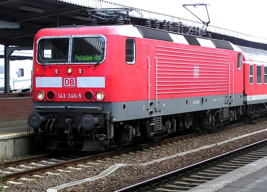 Train Deutsch
