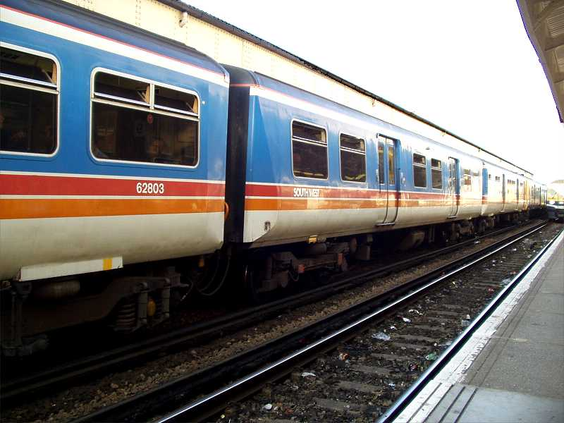 British Railway South west rolling stock get train tickets on line
