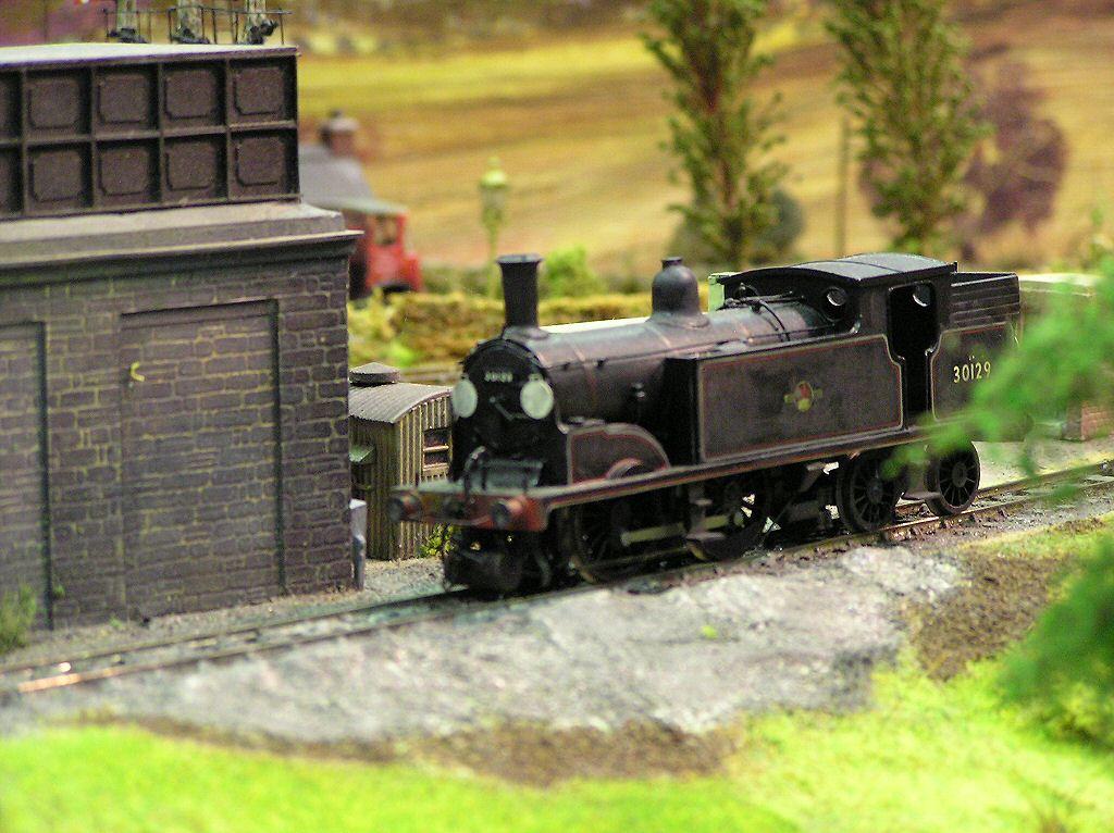 Ho model steam train sets value