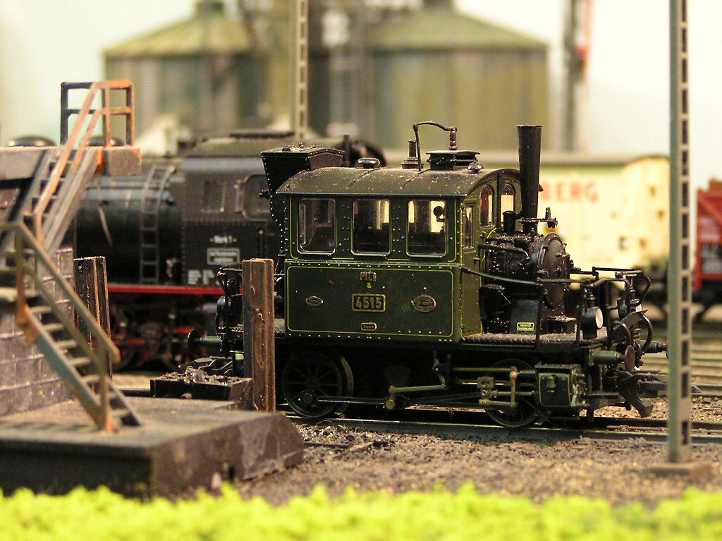 British model train amp railway layouts photographs in oo ho gauge steam