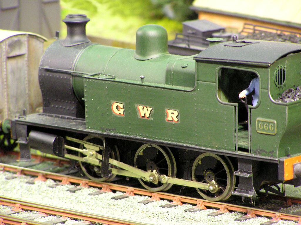 OO/HO And N Gauge Model Railway Steam Engine Diesel Or Electric Train  Layout Photographs